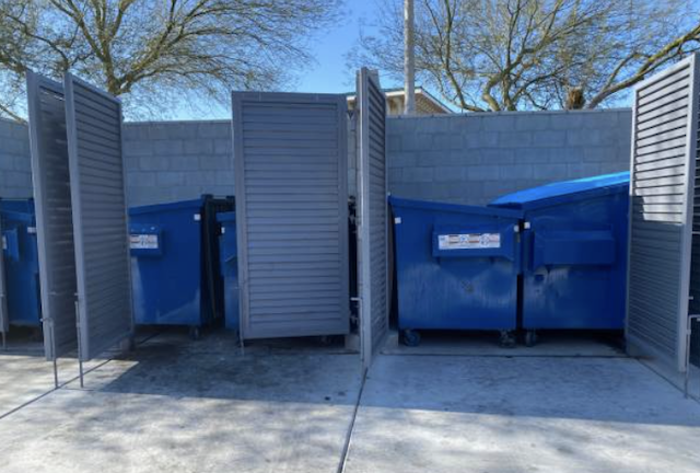 dumpster cleaning in bloomington