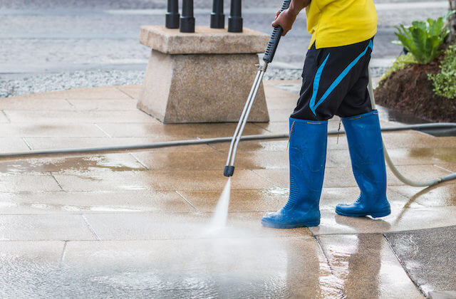 commercial cleaning bloomington